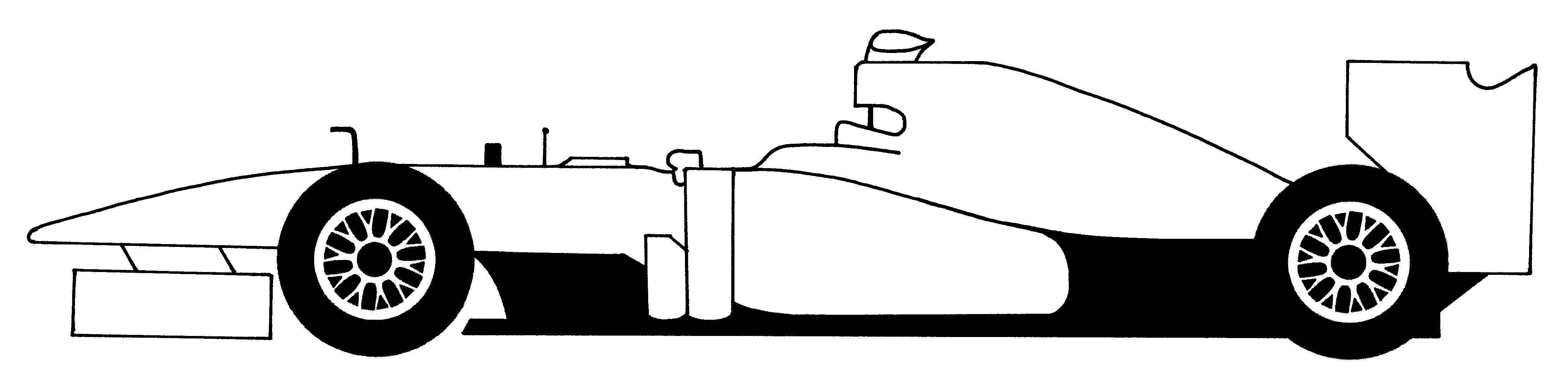 Grand prix rejects view topic turbogirl 39 s template thread for F1 car cake template